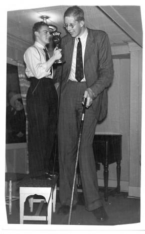 En uzun adam Robert Wadlow - Page 4