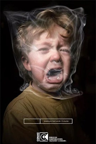En yaratıcı 45 sigara karşıtı reklam - Page 1