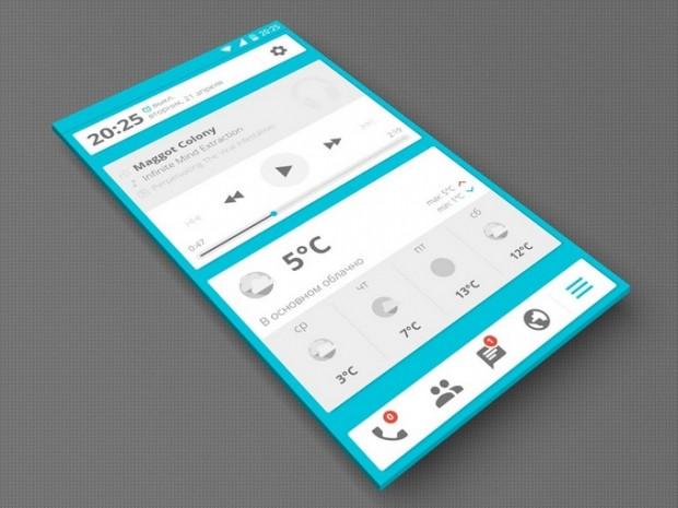 En yeni Android widgetler Mayıs 2015 - Page 1