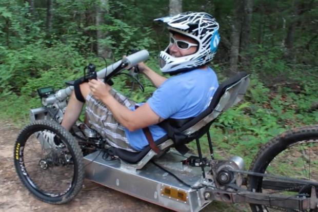 Engelliler için off-road artık hayal değil - Page 2