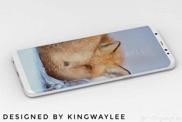 Enteresan Galaxy S8 konsepti - Page 4