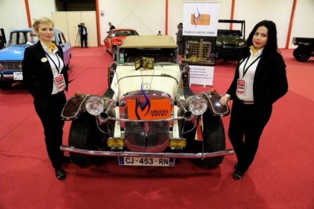 Erbil Auto Show'da lüks araçlar büyüledi! - Page 1
