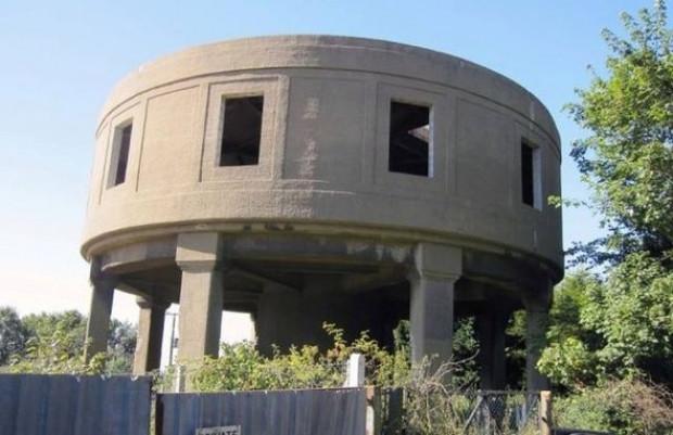 Eski beton su kulesi rezidansa dönüştü - Page 2