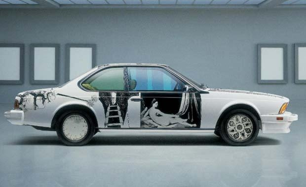 Eski BMW'lere harika modifiyeler - Page 3