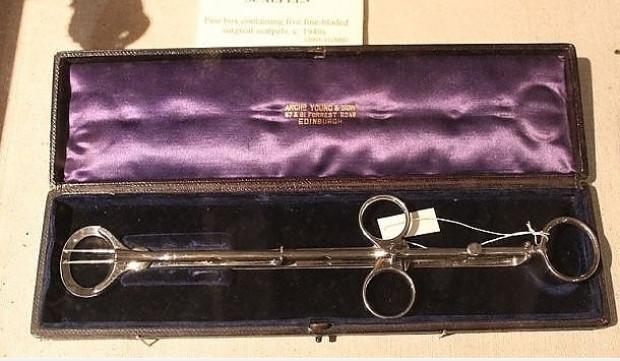Eski dönemlerde hastaları tedavi için kullanılmış 22 ürkütücü alet - Page 2