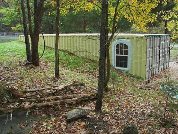 Eski konteynerden muhteşem bir ev yaptı! - Page 3