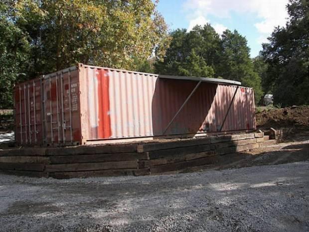 Eski konteynerden muhteşem bir ev yaptı! - Page 4