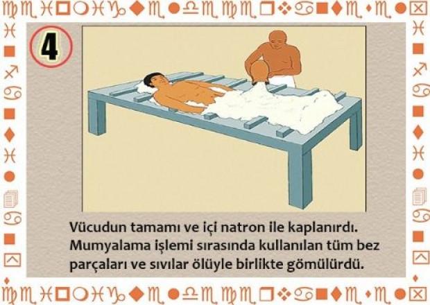 Eski Mısır'da mumyalama nasıl yapılırdı? - Page 3