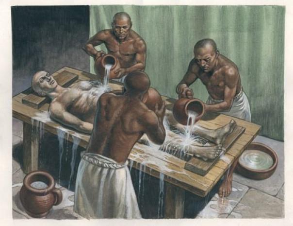 Eski Mısır'da mumyalama nasıl yapılırdı? - Page 4