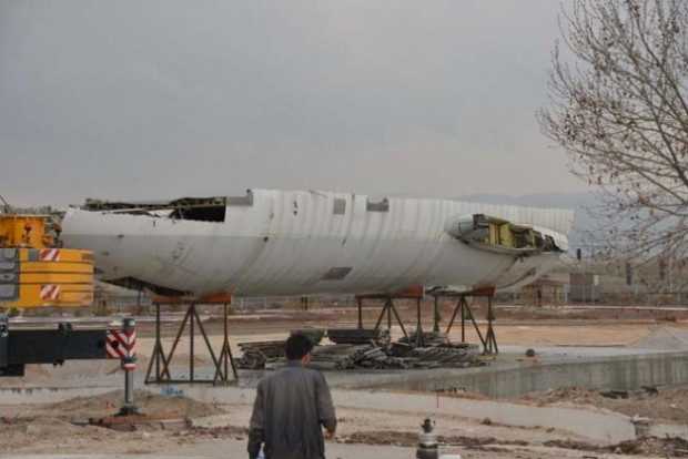 Eski uçak AIRBUS A300 kafeterya oluyor! - Page 4