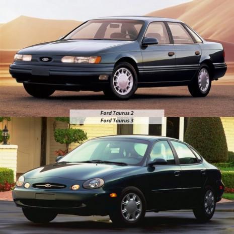 Eski ve yeni modeli aynı olan araçlar! - Page 1