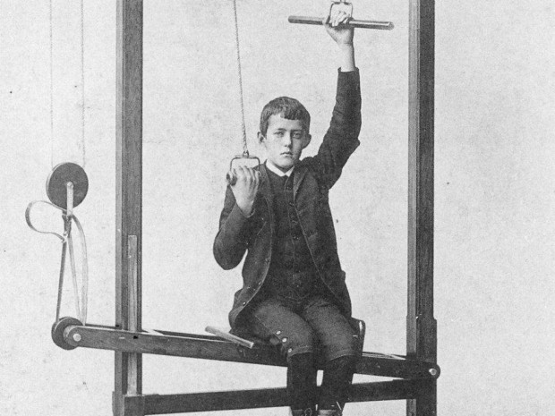 Eski zaman spor aletleri - Page 1