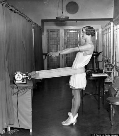 Eski zamanlarda vücudu şekillendirmek için kullanılmış, neye yaradığı belirsiz 14 spor aleti - Page 4
