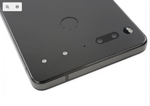 Essential Phone onarım puanı 10 üzerinden sadece 1 - Page 1