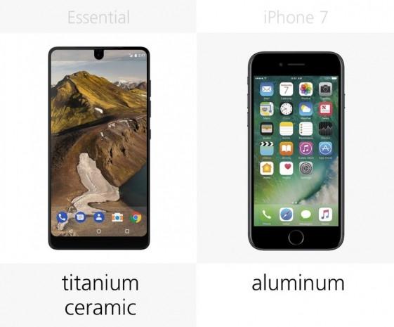 Essential Phone ve iPhone 7 karşı karşıya - Page 3