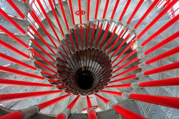 Etkileyici spiral merdiven tasarımları - Page 3