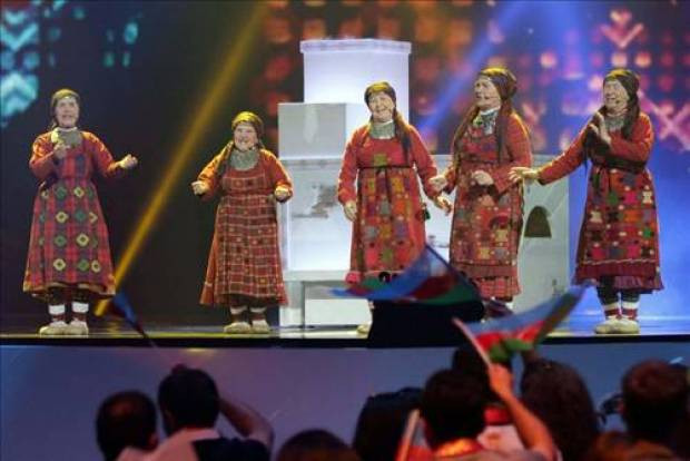 Eurovision 2012 Final'inden muhteşem görüntüler! (Tüm Ülkeler) - Page 2