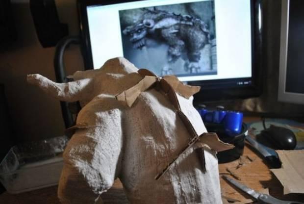 Ev yapımı usb heykel - Page 4