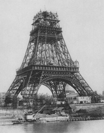 Eyfel Kulesi nasıl inşa edildi - Page 2