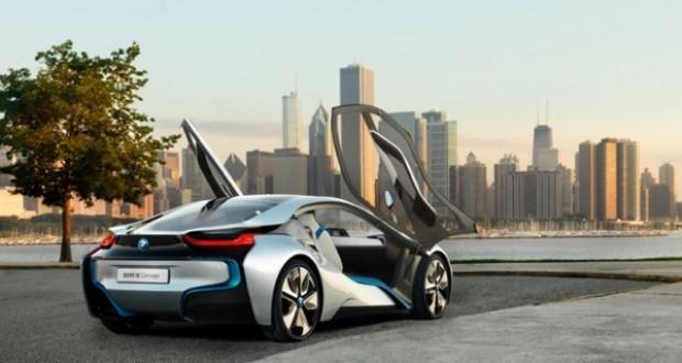 Ezber bozan konsept BMW İ8! - Page 1
