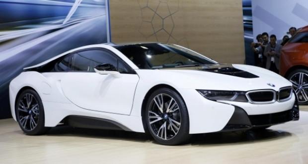 Ezber bozan konsept BMW İ8! - Page 2