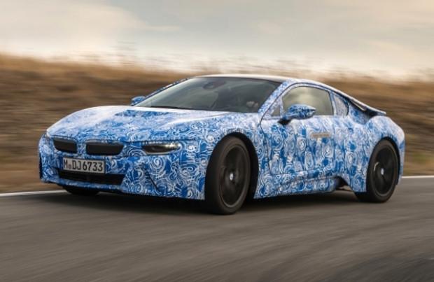 Ezber bozan konsept BMW İ8! - Page 3