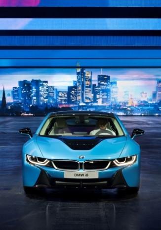 Ezber bozan konsept BMW İ8! - Page 4