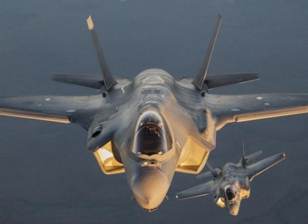 F-35 savaş uçağının üretim aşaması görüntülendi - Page 3