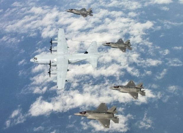 F-35 savaş uçağının üretim aşaması görüntülendi - Page 4