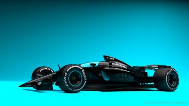 F1 araçları kapalı kokpit dönemi başlıyor! - Page 1