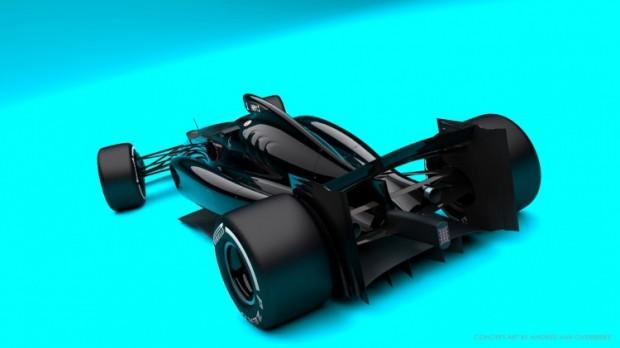F1 araçları kapalı kokpit dönemi başlıyor! - Page 4