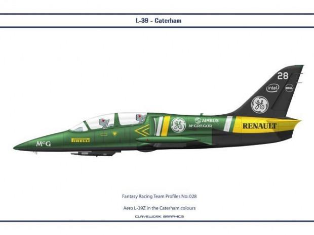 F1 yarış otomobillerinin yerini F1 savaş uçakları aldı - Page 2