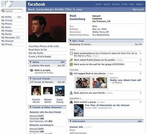 Geçmişten günümüze Facebook! - Page 2