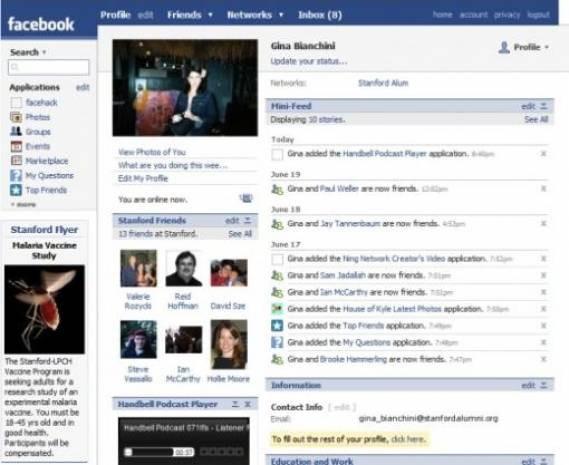 Geçmişten günümüze Facebook! - Page 3