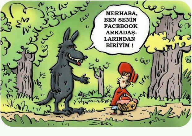 Facebook - Twitter karükatürleri - Page 4