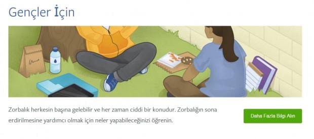Facebook zorbalığa karşı Türkiye'de harekete geçti - Page 1