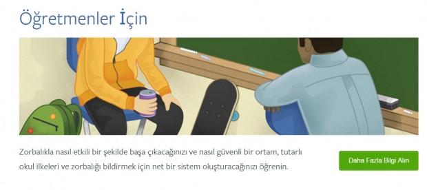 Facebook zorbalığa karşı Türkiye'de harekete geçti - Page 3