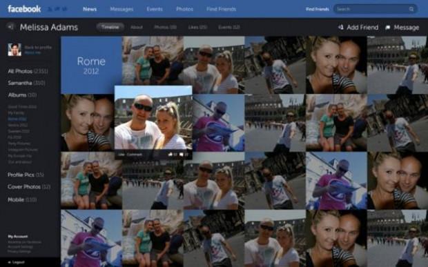 Facebook'a yeni tasarım geliyor! - Page 3
