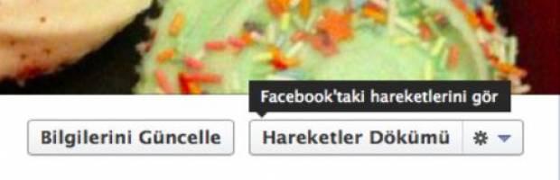 Facebook'ta arama geçmişinizi temizlemek mi istiyorsunuz? - Page 1