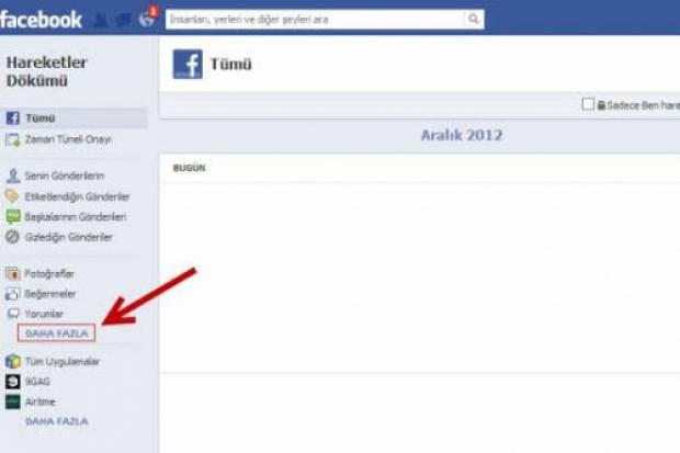 Facebook'ta arama geçmişinizi temizlemek mi istiyorsunuz? - Page 3