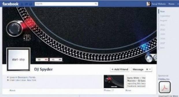 Facebook'ta en ilginç ve gösterişli profiller - Page 2