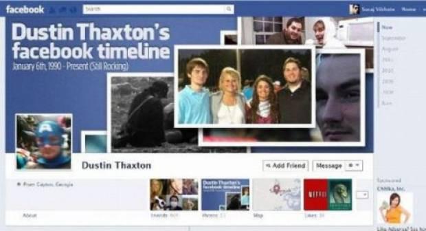Facebook'ta en ilginç ve gösterişli profiller - Page 4
