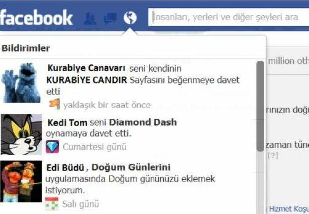 Facebook'ta istenmeyen davetleri engelleyin - Page 1