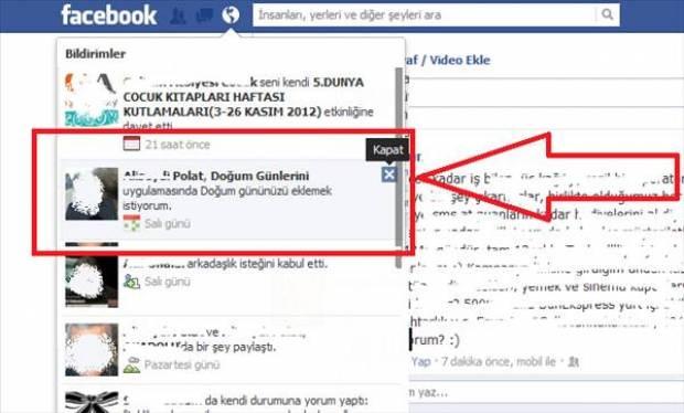 Facebook'ta istenmeyen davetleri engelleyin - Page 2