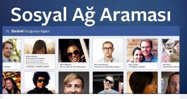 Facebook'tan yeni bomba arama motoru - Page 2