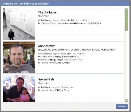 Facebook'tan yeni bomba arama motoru - Page 4