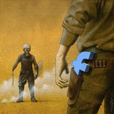 Facebook'un bize hissettirdiklerinin resme dökülmüş hali - Page 2