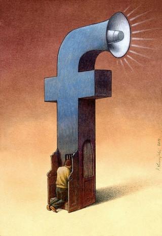 Facebook'un bize hissettirdiklerinin resme dökülmüş hali - Page 3