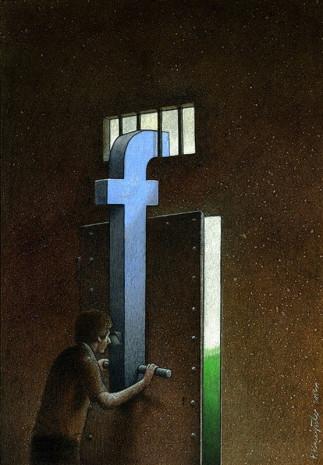 Facebook'un bize hissettirdiklerinin resme dökülmüş hali - Page 4