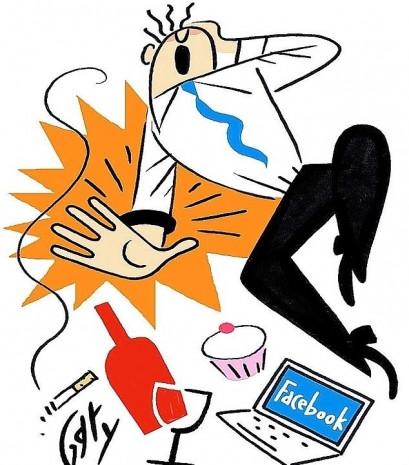 Facebook'un hayatlarımızı nasıl etkilediğiyle ilgili yapılmış karikatürler - Page 4